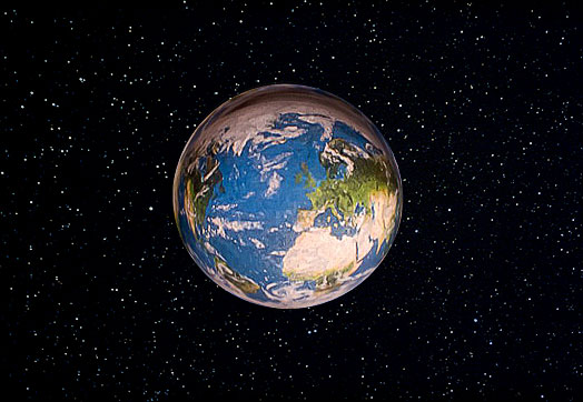 Actual Photo of Earth Photos of The Earth in